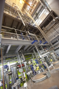 Imperial College London's Carbon Capture and Storage pilot plant