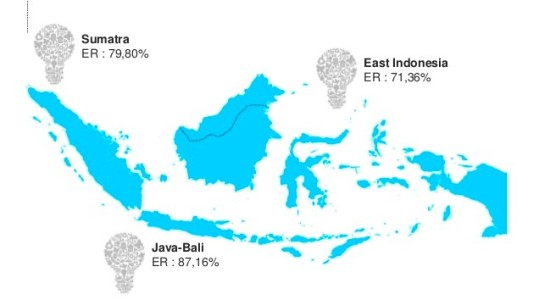 Electricity Availability in Indonesia