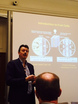 Nigel Brandon Fuel Cells