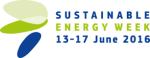 Sustainable Energy Week 13 - 17 June 2016