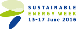 Sustainable Energy Week 13 - 17 June 2016