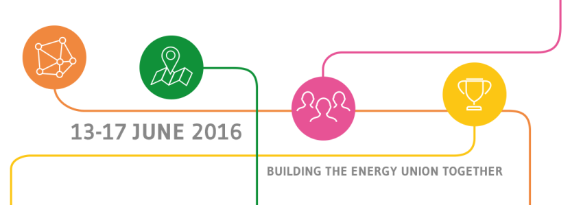 13-17 June Building the Energy Uniion Together
