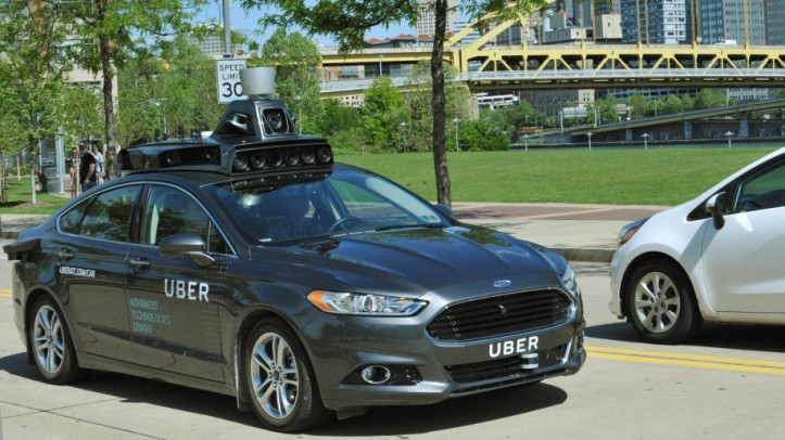 Uber continues autonomous vehicle development in the absence of effective climate regulation