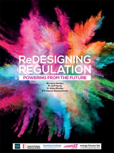 ReDesigning Regulation: Powering from the future