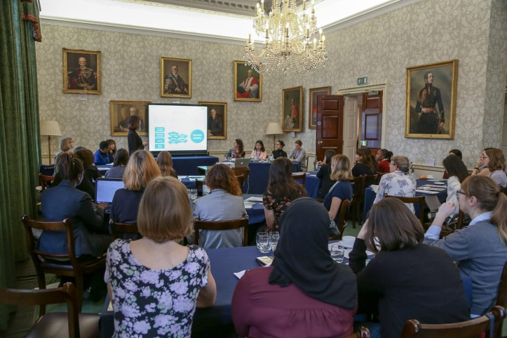 Increasing Visibility of Underrepresented Groups in Energy Research event