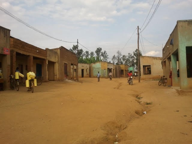 Gitaraga, a village powered by Meshpower's microgrid system