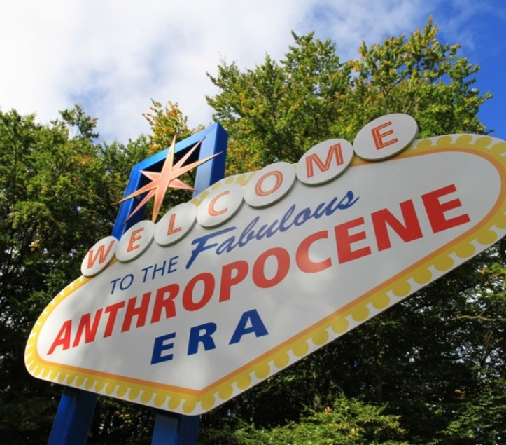 Welcodme to the fabulous anthropocene era