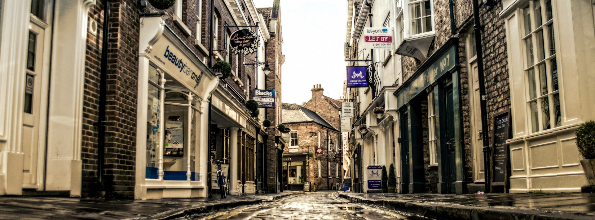 Shambles, York