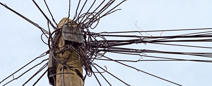 Overloaded wires