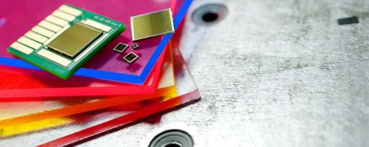Multi-junction solar cells developed in the Department of Physics at Imperial College London